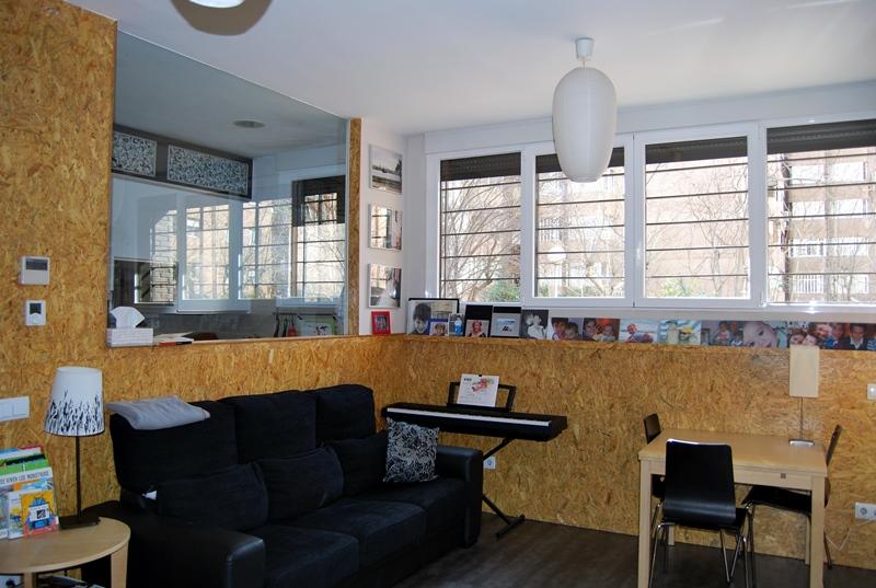 Cambio de uso de local a vivienda en la arganzuela for Cambio de uso de oficina a vivienda